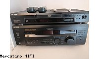 Home theatre sony + dvd + bose acoustimass 5