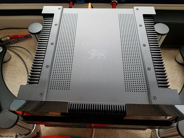 Gryphon Diablo 300 with DAC